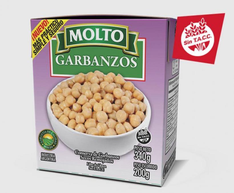 GARBANZOS TETRA RECART 340G